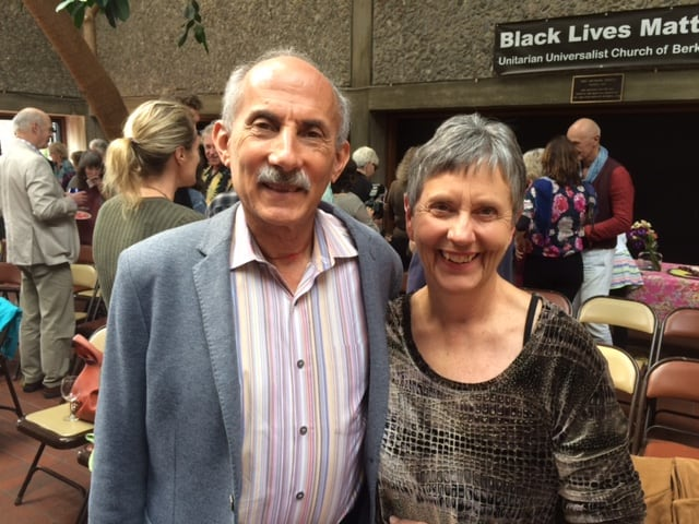 Linda Graham and Jack Kornfield