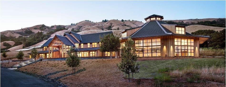 Spirit Rock Meditation Center Community Hall - Photo Credit - Allen Kennedy